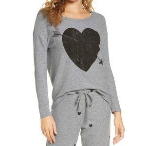 Chaser Arrow Heart Cozy Sweatshirt